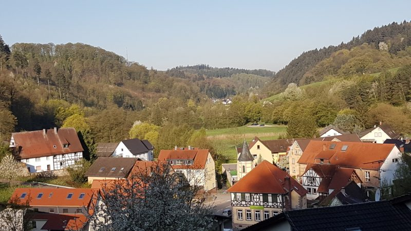 Wetter Odenwald 7 Tage